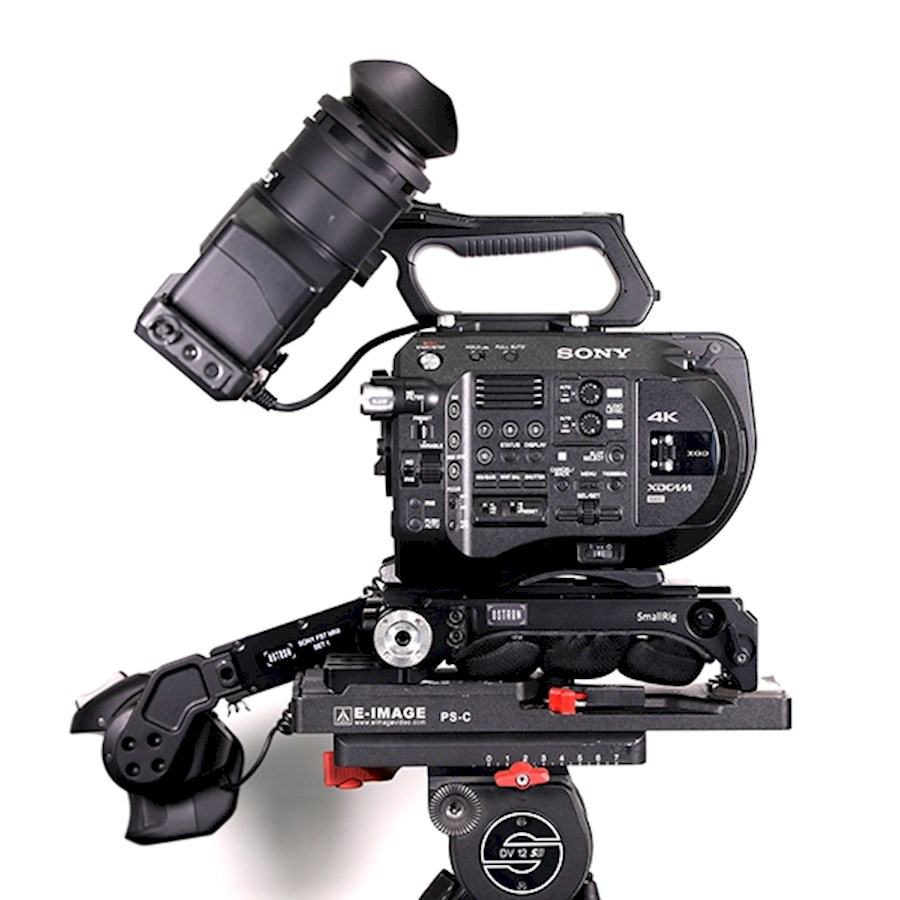 Rent a SONY FS7 MARK II in Gent from BV OSTRON