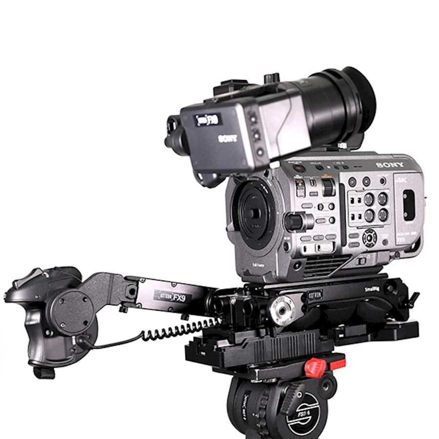 Rent a SONY FX9 in Kortrijk from BV OSTRON