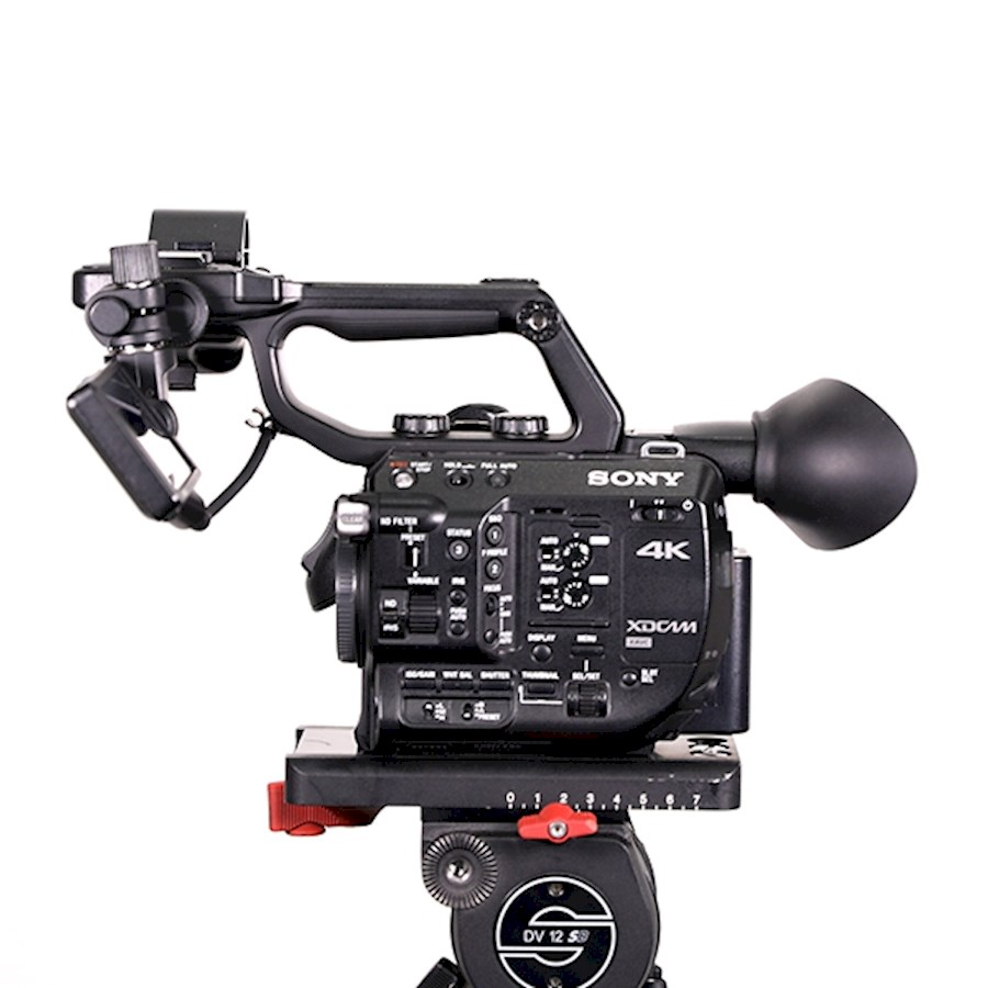 Rent a SONY FS5 in Kortrijk from BV OSTRON