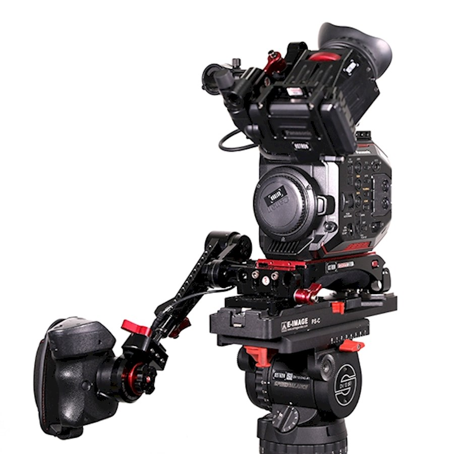 Rent a PANASONIC EVA-1 in Gent from BV OSTRON