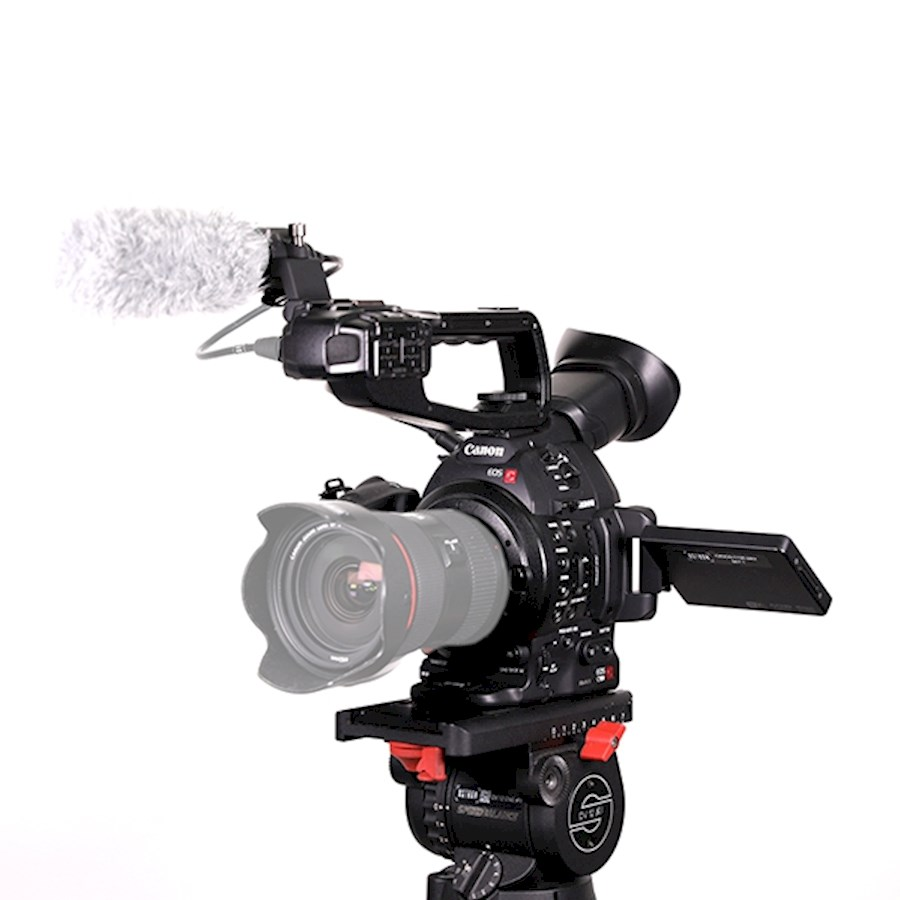 Rent a CANON C100 MARKII in Gent from BV OSTRON