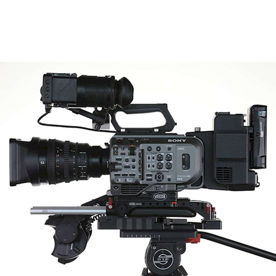 Rent a SONY FX9 (ENG KIT) in Kortrijk from BV OSTRON