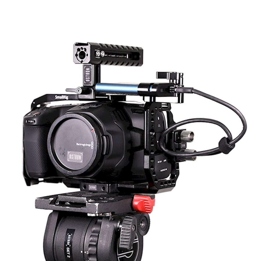 Rent a BLACKMAGIC POCKET 6K SSD KIT in Gent from BV OSTRON