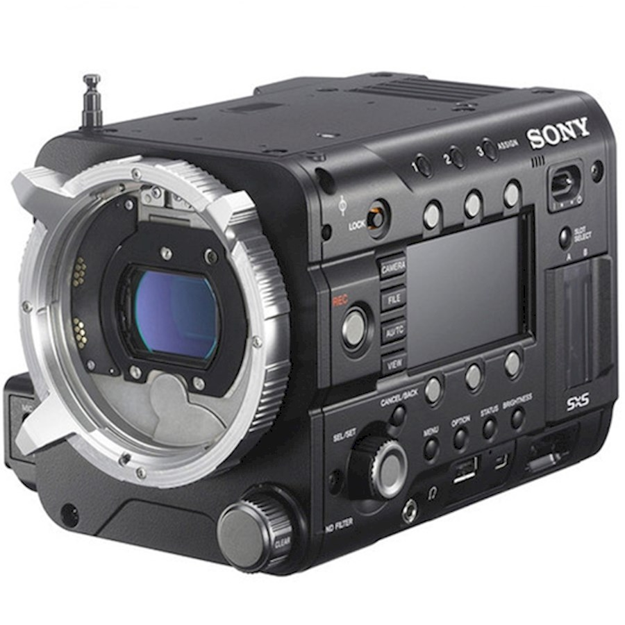 Rent a SONY F55 PAKKET in Gent from BV OSTRON