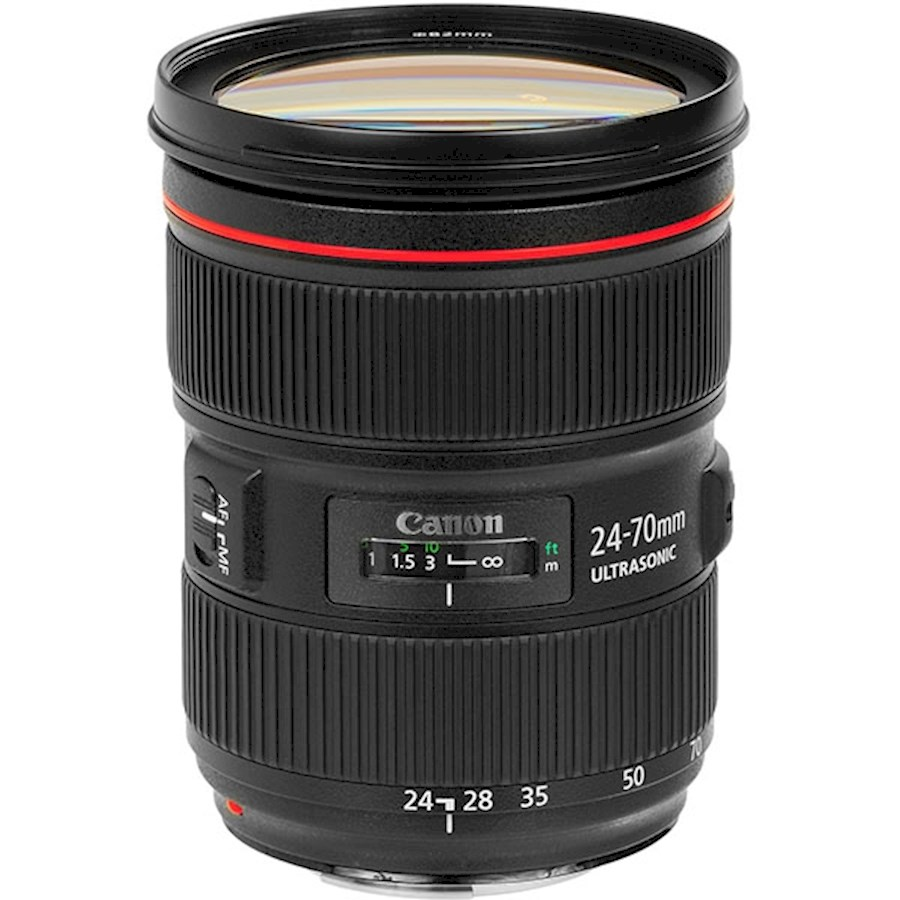Rent a CANON 24-70MM F2.8 L USM II in Antwerpen from BV OSTRON
