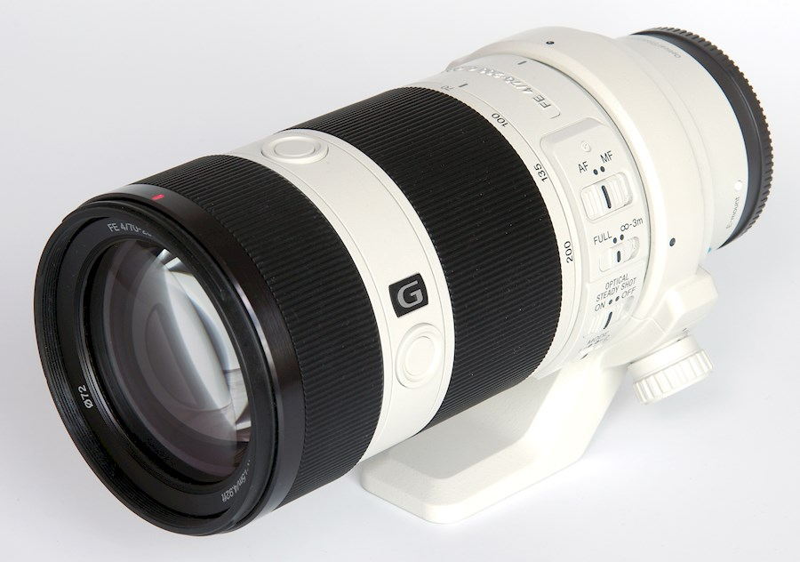 Rent Sony 70-200 F4 G from ANDY TROY MULTIMEDIA