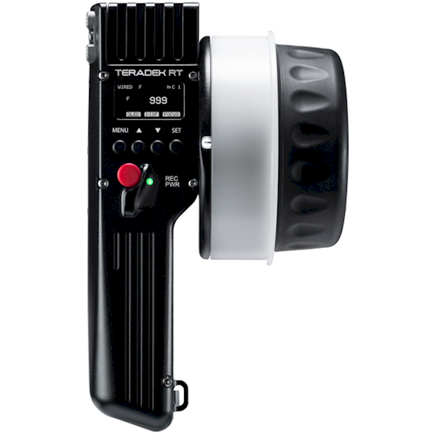 Rent a TERADEK RT CTRL.1 SINGLE-AXIS WIRELESS LENS CONTROL KIT in Vilvoorde from BV OSTRON