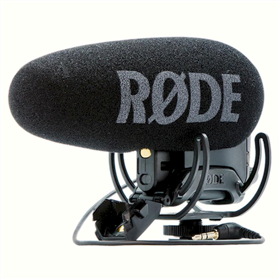 Rent Rode videomic Pro+ from Gert-Jan
