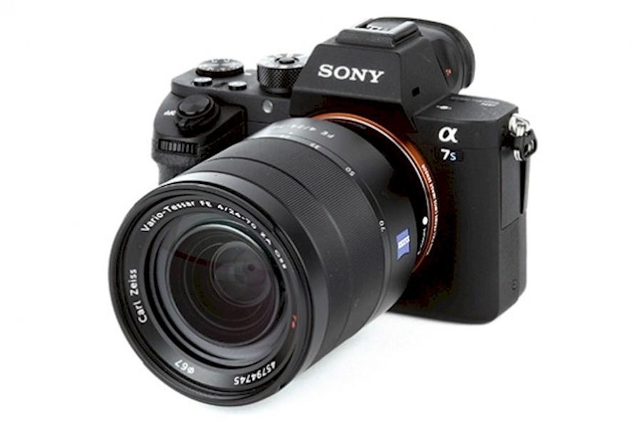 Rent Sony a7s II -Body from Johan