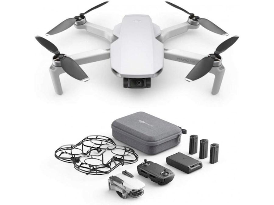 Rent a DJI Mavic Mini Fly More Combo - o.a. 3 batterijen, 128GB microSD & Case in Dordrecht from FLYADRONE