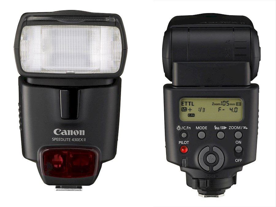 Rent Canon Speedlight 430 E... from Tom