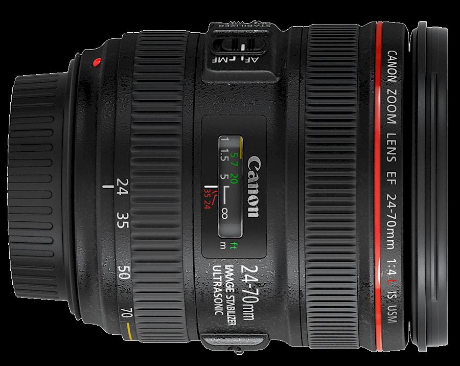 Rent EF 24-70mm F4L IS USM from Sander