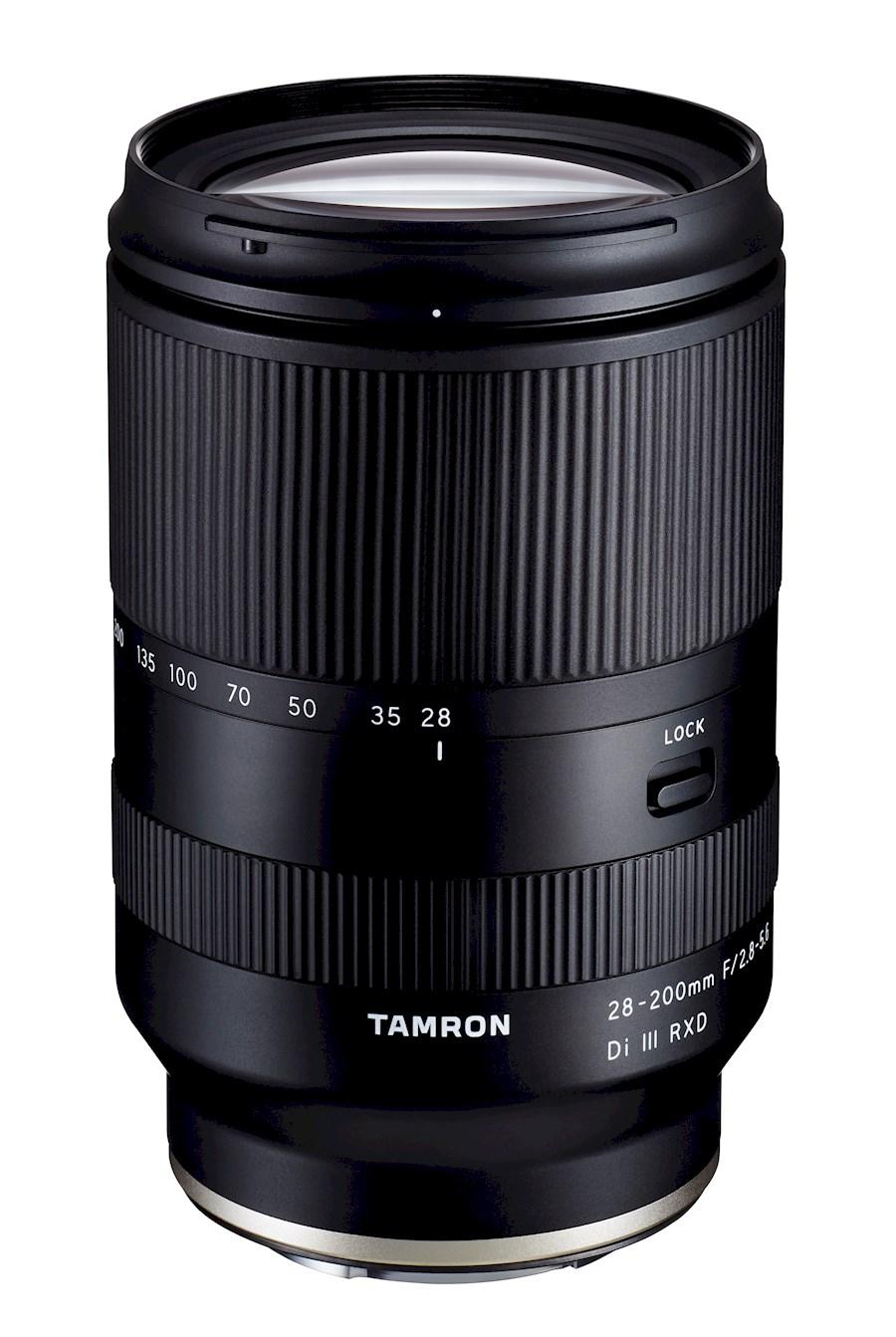 Huur een Tamron 28-200mm F/2.8-5.6 Di III RXD in Nieuw-Vennep van TRANSCONTINENTA B.V.