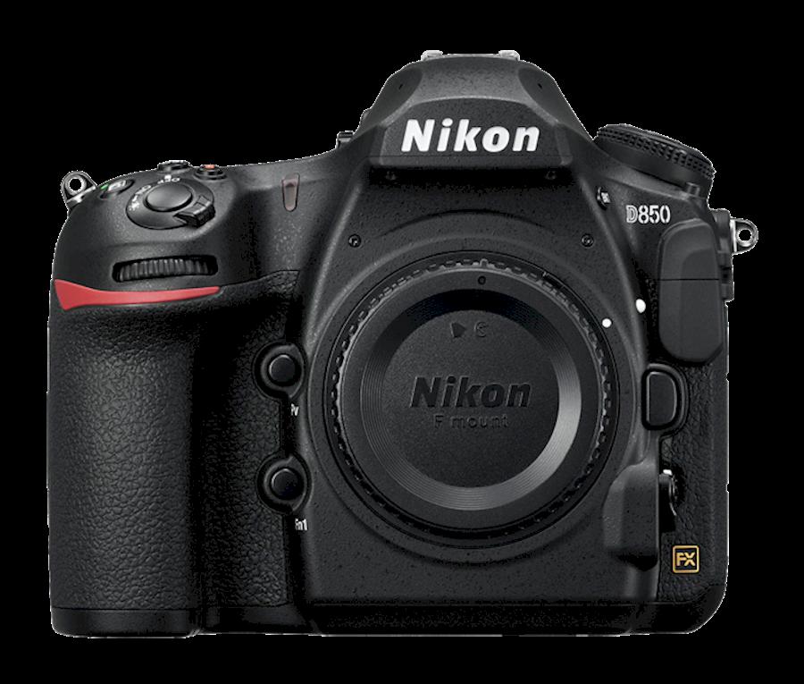 Huur Nikon D850 van Mangelschots, Steven