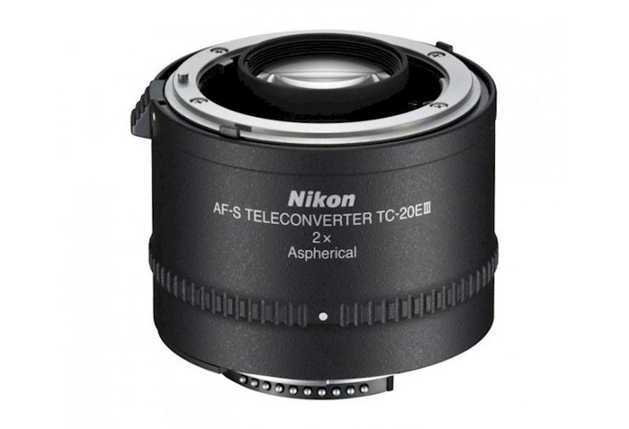 Huur Nikon TC-20 E AF-S Tel... van Mangelschots, Steven