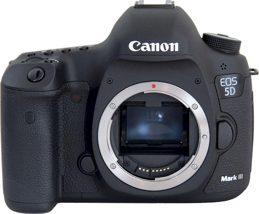 Huur Canon 5D Mark III van Ferdnand