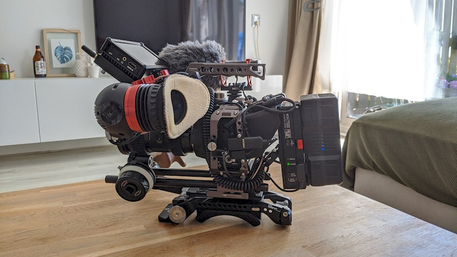 Rent a BMPCC 6K (Complete Setup) in Weesp from Pim
