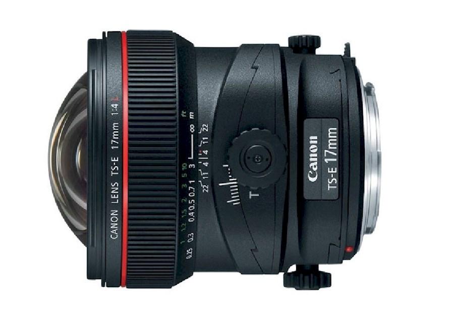 Rent a Canon TS-E 17mm f/4L in Gouda from (OSCAR VAN DER WIJK KUNSTADVISERING)