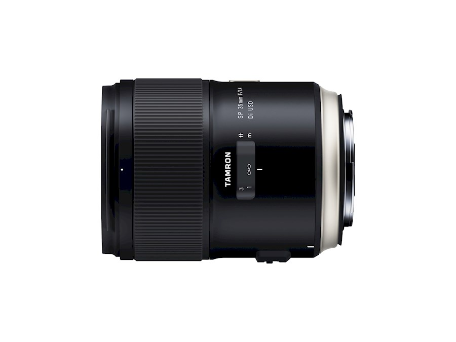 Rent a Tamron SP 35 mm F/1.4 Di USD | Nikon F in Nieuw-Vennep from TRANSCONTINENTA B.V.