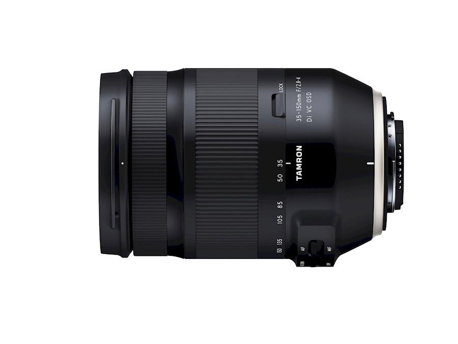 Huur een Tamron 35-150mm F/2.8-4 Di VC OSD | Canon EF in Nieuw-Vennep van TRANSCONTINENTA B.V.