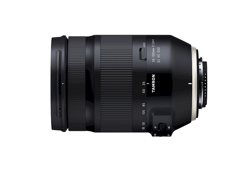 Huur een Tamron 35-150mm F/2.8-4 Di VC OSD | Nikon F in Nieuw-Vennep van TRANSCONTINENTA B.V.
