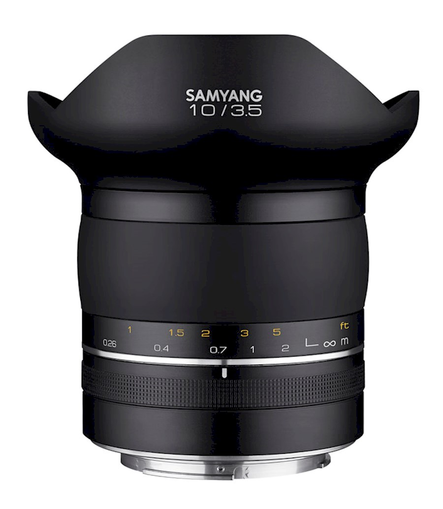 Huur een Samyang XP 10mm F3.5 | Nikon F in Nieuw-Vennep van TRANSCONTINENTA B.V.