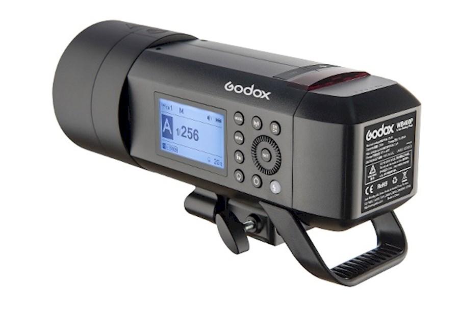 Huur Godox AD400 Pro flash ... van Aron