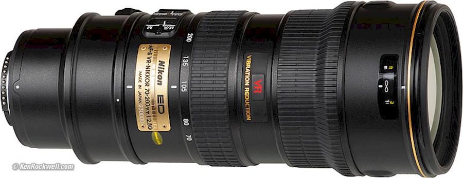 Huur Nikon 70-200mm, f2.8, ... van Aron
