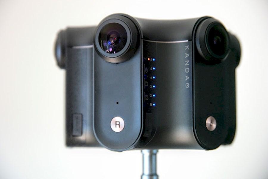 Rent 360/3D graden camera: ... from Melanie