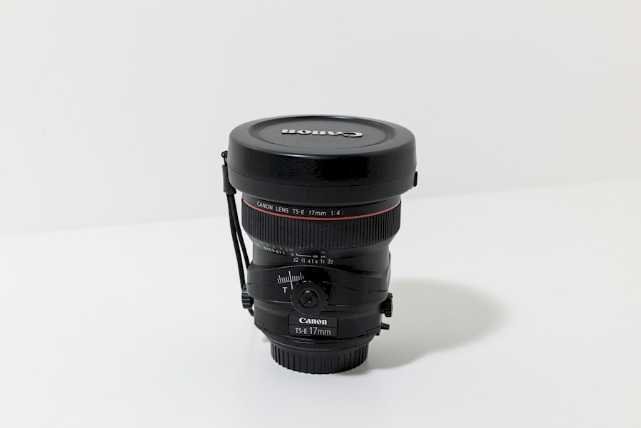 Rent a Canon TS-E 17mm f4 in La Hulpe from Sébastien