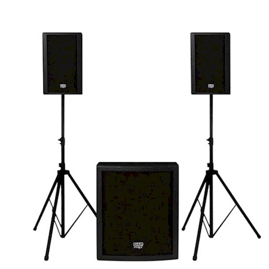 Rent Actieve Speaker set DA... from Dave