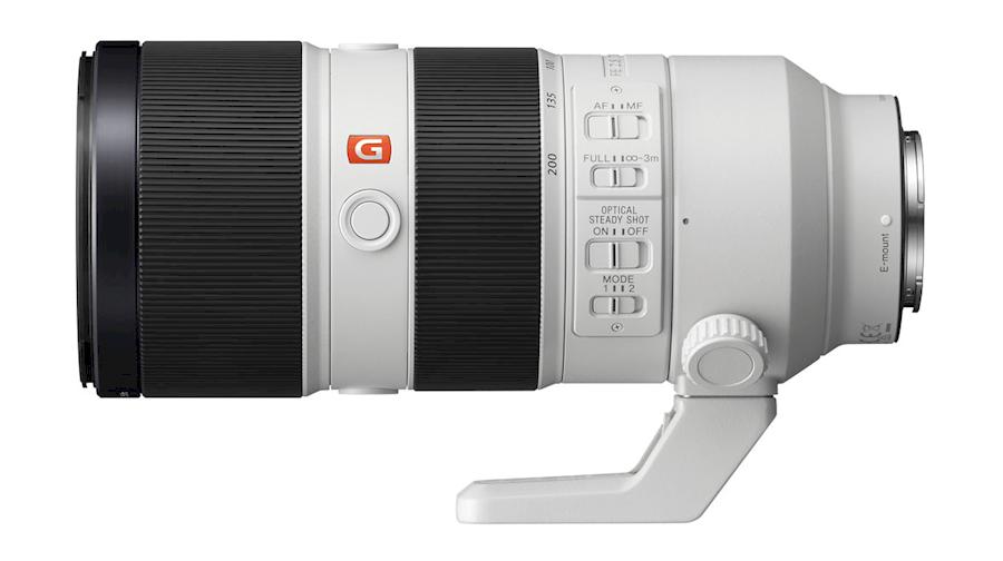 Rent Sony G-Master 70-200 2.8f from JURJOESMEDIA