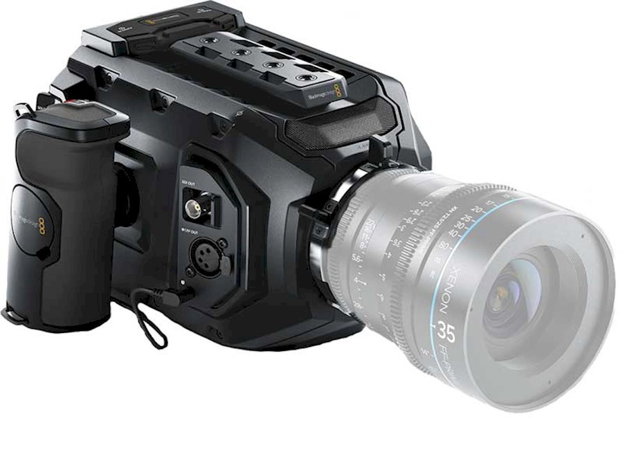 Rent a Blackmagic URSA Mini 4K EF Mount in Beverwijk from Peter