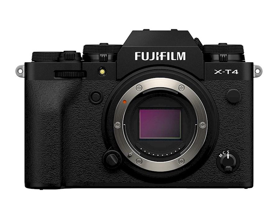 Louez FujiFilm X-T4 (black) de Tom