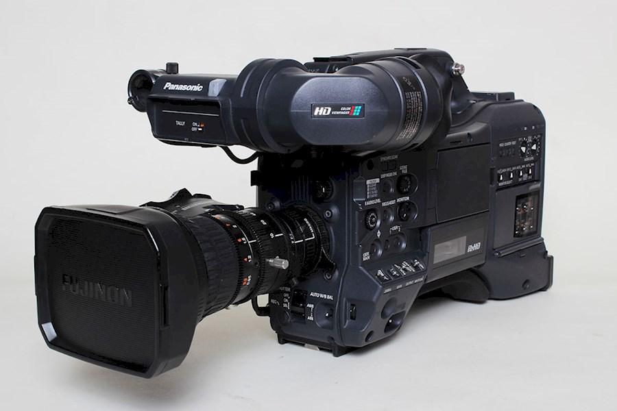 Rent Panasonic AJ-PX5000G P... from Eric