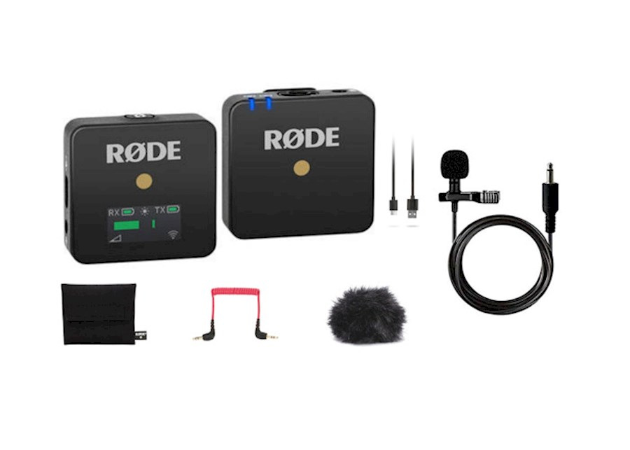 Rent a Rode Wireless Go +  Lavelier in Rotterdam from Kees