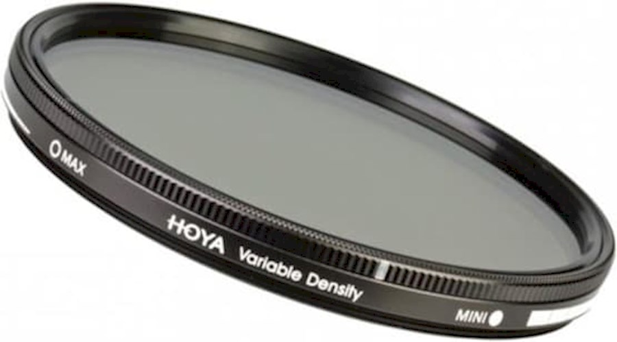 Rent a Hoya variabel ND filter 82mm in Deventer from P D LAMMERS