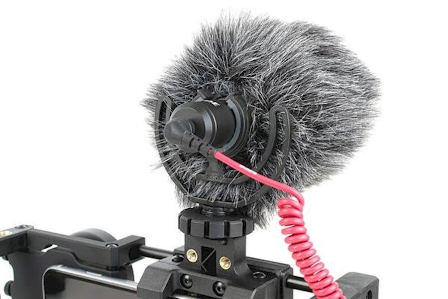 Rent a Rode VideoMicro compacte camera microfoon in Antwerpen from Afra