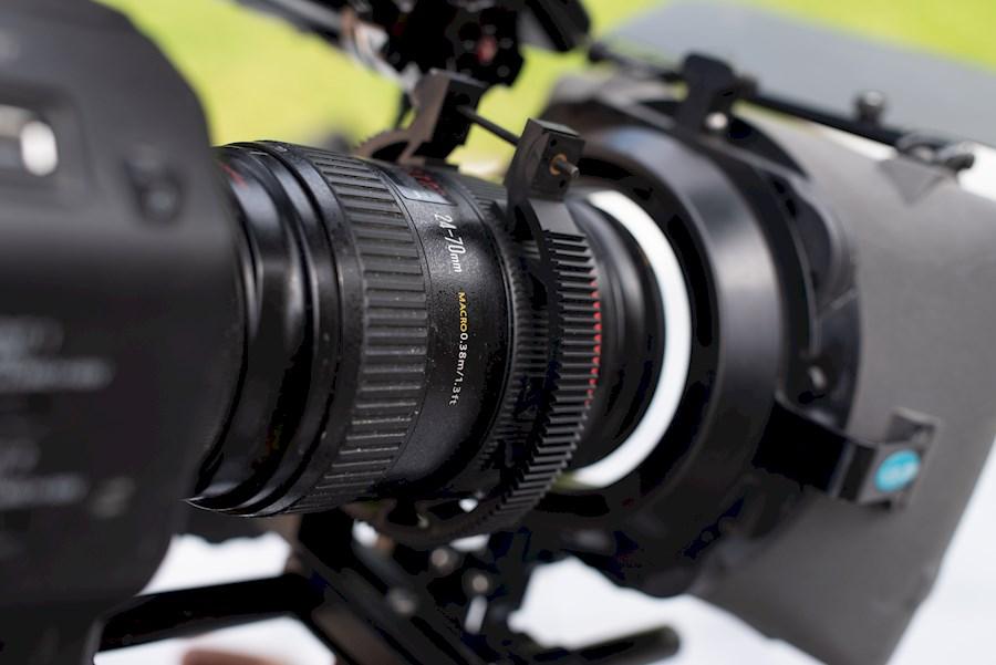 Huur een Canon 24-70 f2.8 in Genk van Nigel