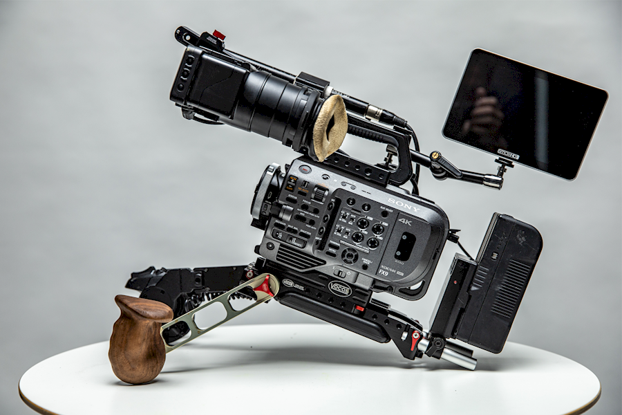 Rent a Sony FX9 - Total Kit in Amsterdam from XINIX MEDIA