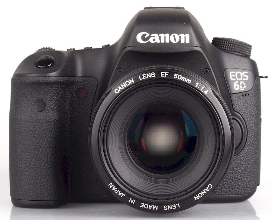 Huur een Canon Eos 6D in Alkmaar van CAMERALAND B.V.