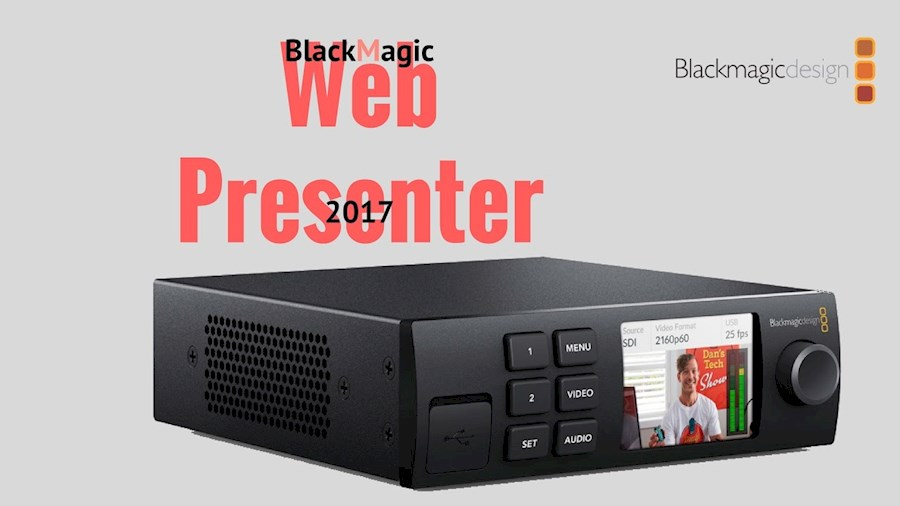 Rent Web presenter from TJIBBE PRODUCTIONS