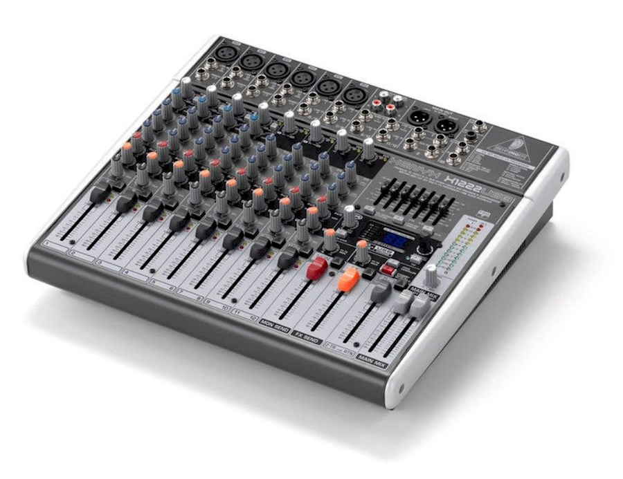 Rent Behringer XENYX X1222U... from Leon