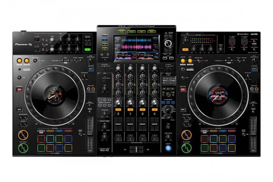 Rent Pioneer XDJ XZ from Timo