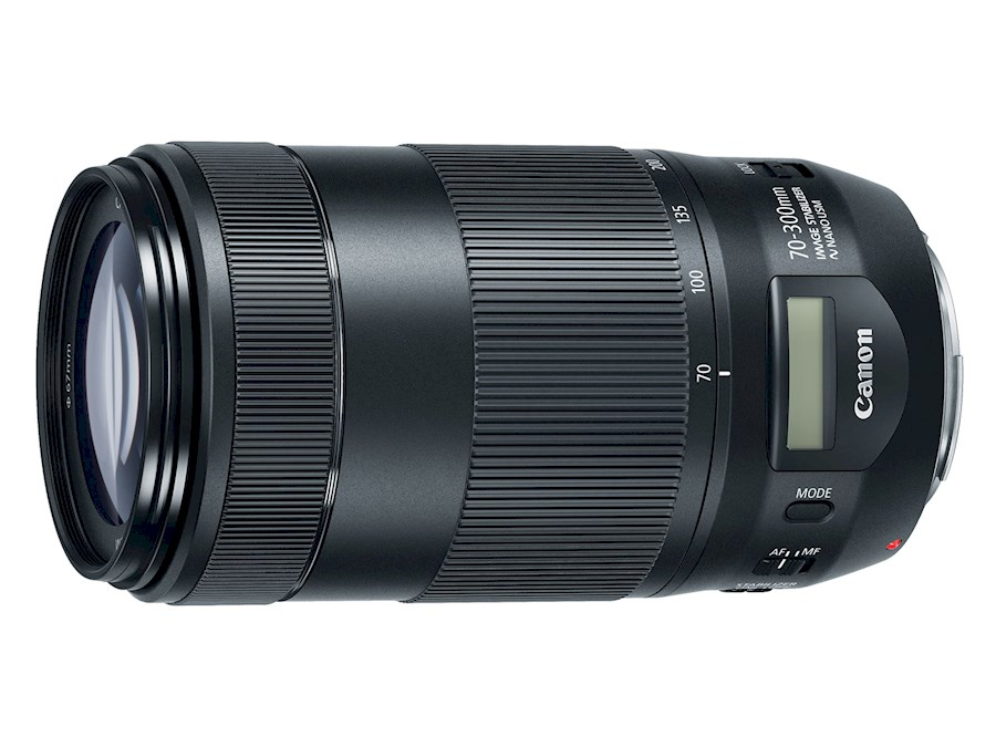 Rent Canon EF 70-300mm F/4-... from Mart Jan