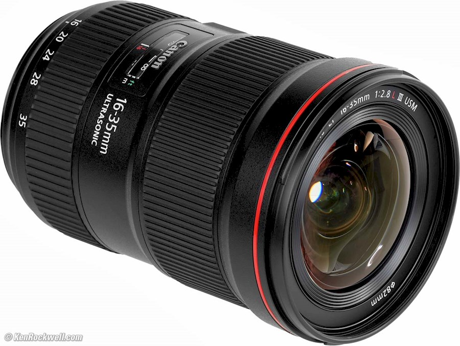 Rent a CANON EF 16-35MM F/2.8L III USM in Gent from Hillewaert, Steije