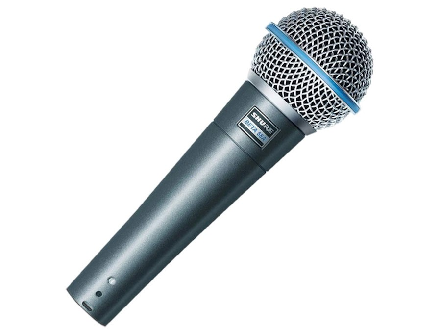 Rent Shure Beta 58a dynamis... from Leon