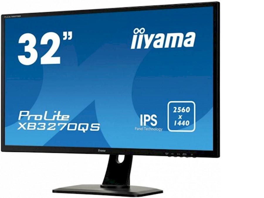 Rent Iiyama ProLite XB3270QS from VAN DER LELY FREELANCE DIENSTEN