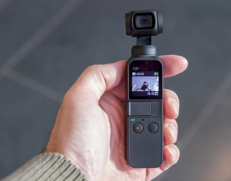 Rent DJI Osmo Pocket from Alexander