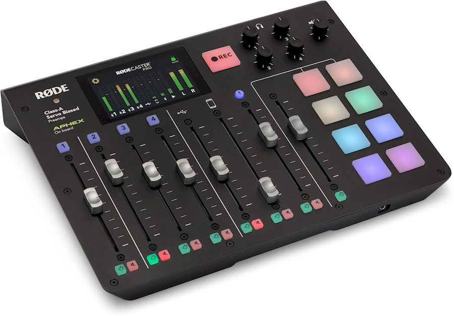 Rent Rodecaster Pro from Mathias